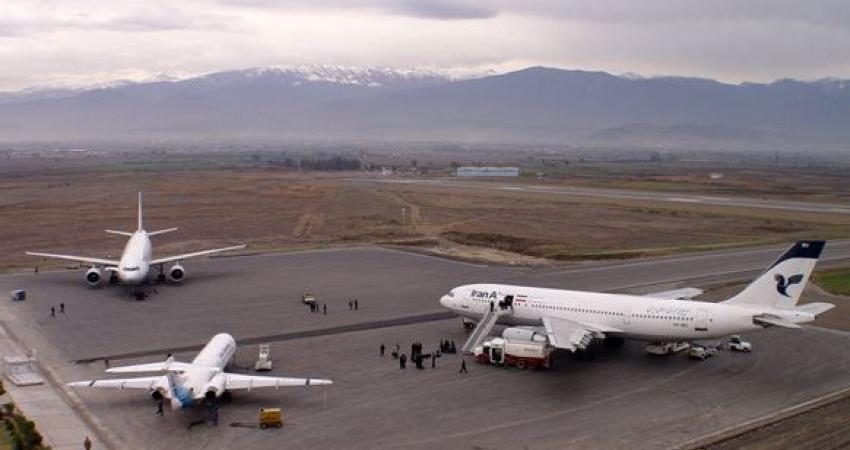 زمان پرواز مشهد به رشت هواپیمایی ایران ایرتور تغییر کرد