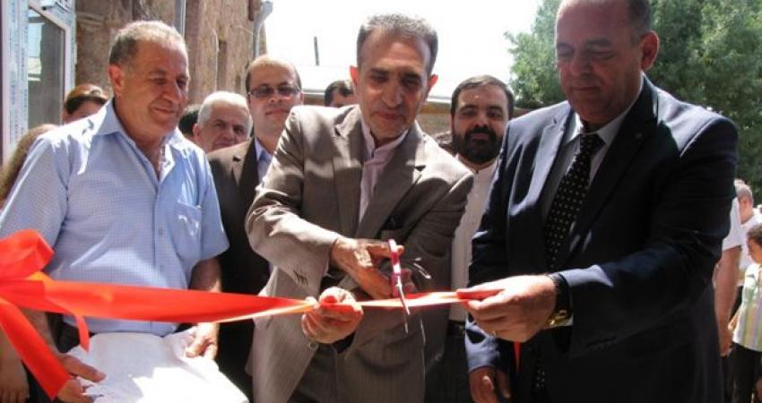 افتتاح «اتاق ایران» در استان آرارات ارمنستان