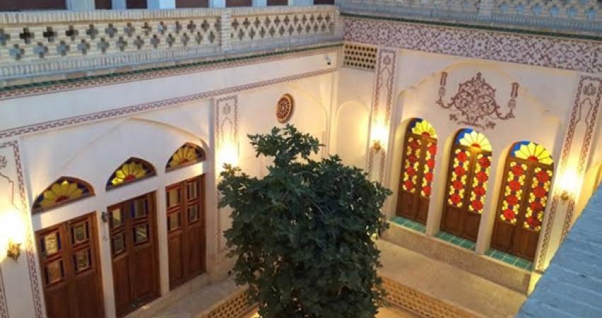 خانه تاریخی عادل کاشان در فهرست آثار ملی ثبت شد