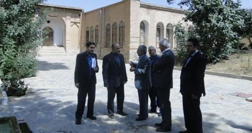 رییس سازمان میراث فرهنگی وارد کردستان شد