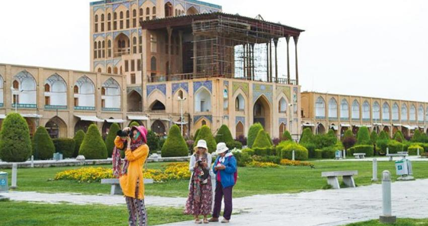 بازگشت مقتدرانه ایران به صنعت گردشگری