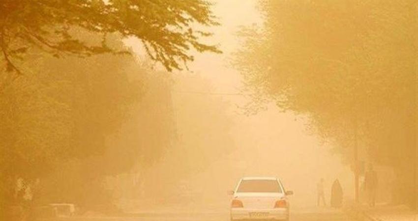 وزش باد شدید در سیستان و بلوچستان