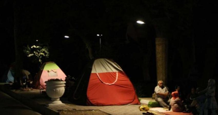 سرگردانی گردشگران بخاطر کمبود هتل و مراکز اقامتی در تبریز