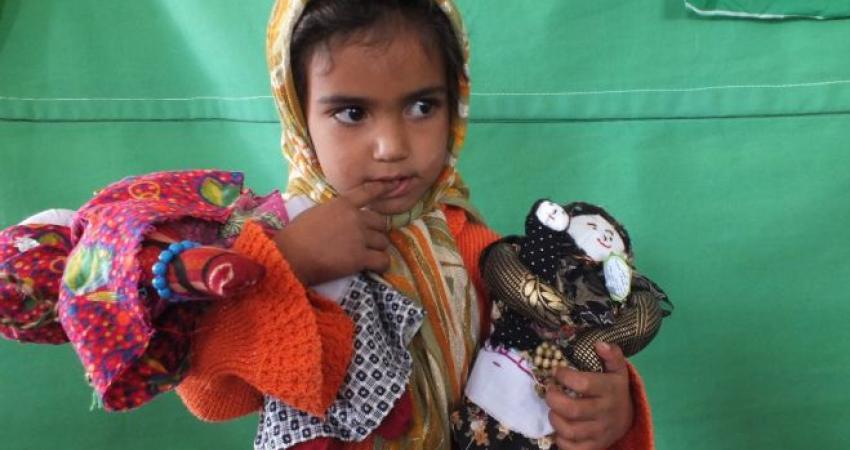 عروسک های بومی در معرض نابودی