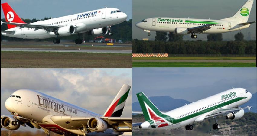 فعالیت 32 ایرلاین خارجی در ناوگان هوایی ایران