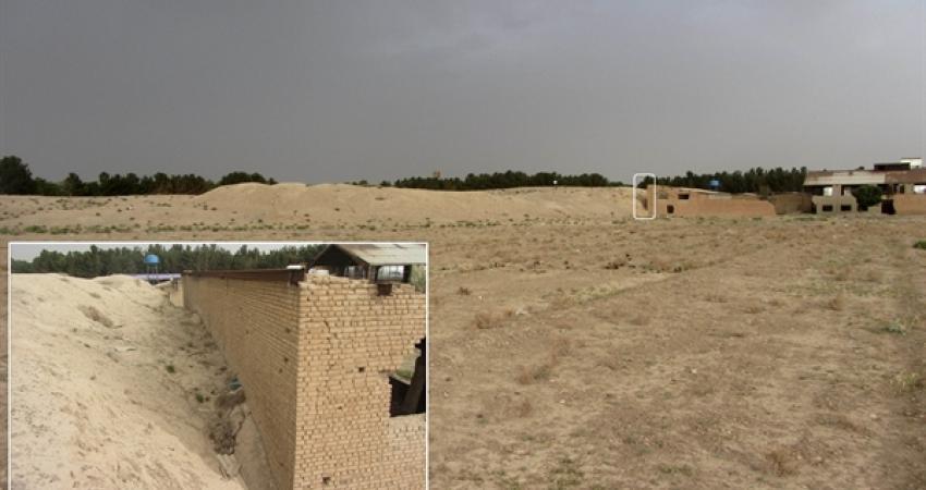 کرج محل نخستین استقرارها در شمال فلات مرکزی