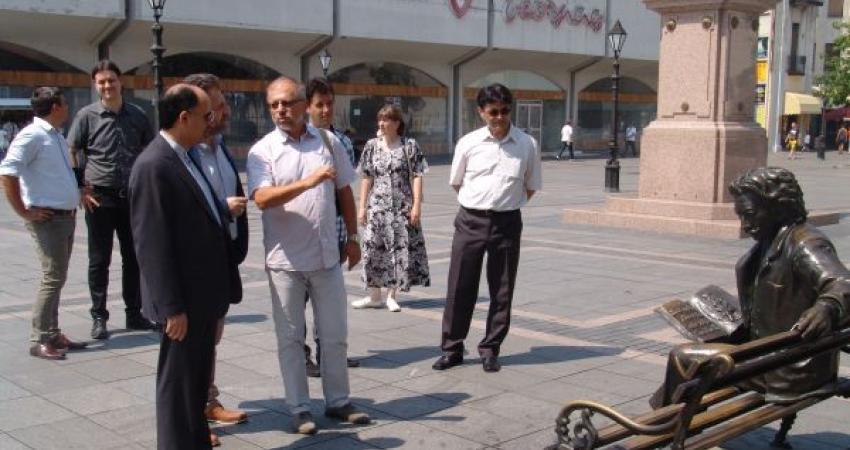 ثبت روز فرهنگ و هنر ایران در تقویم شهر سومبور صربستان