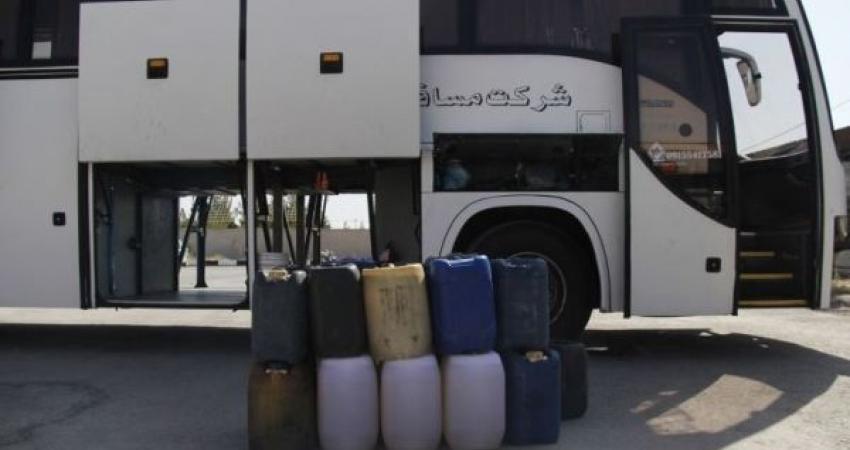 قاچاق سوخت به ارمنستان در پوشش اجرای تورهای گردشگری