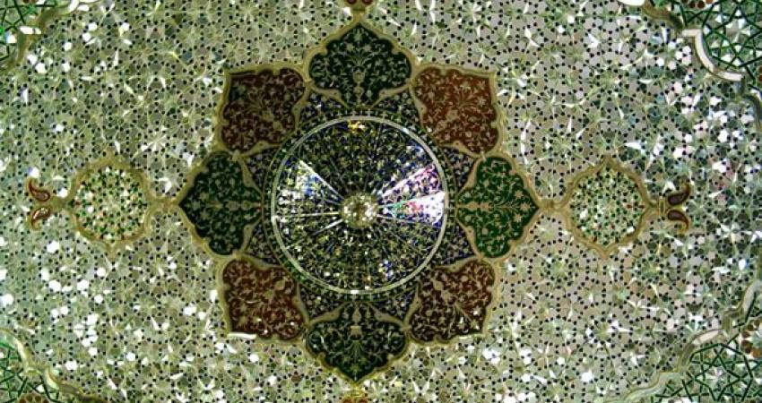 آینه کاری، هنر 500 ساله در فارس