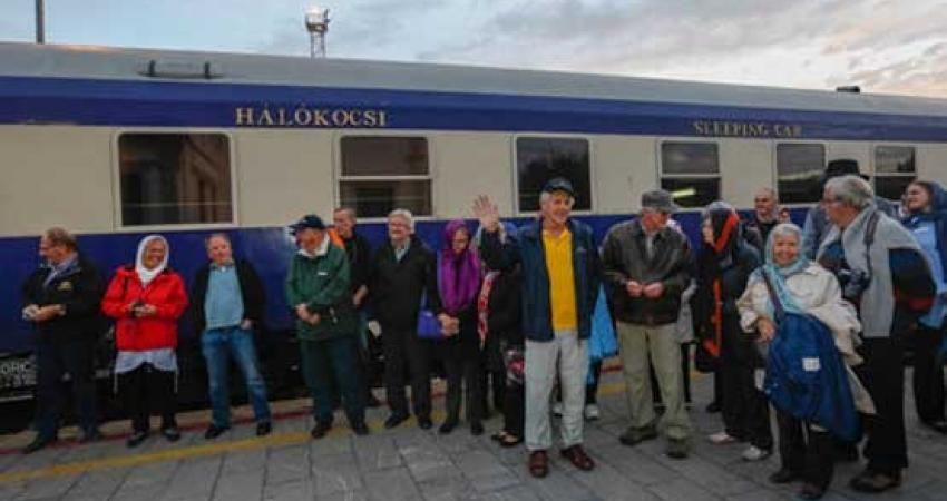 جزئیات ورود یک قطار لوکس دیگر به ایران