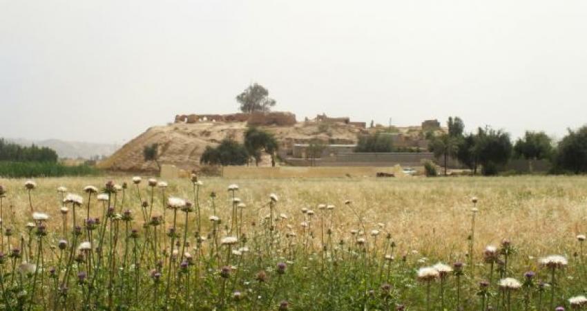 تلاش برای جلوگیری از تسطیح تپه باستانی قلعه رودنی