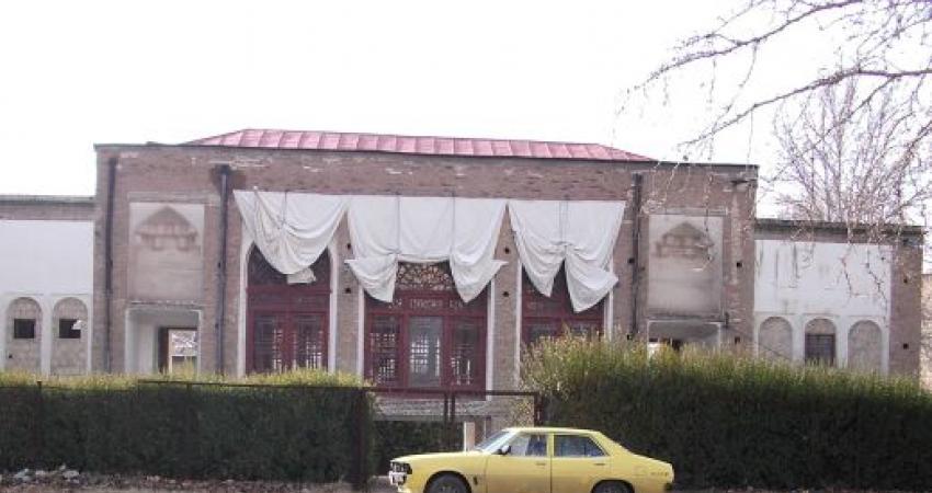 کاخ سلیمانیه موزه می شود