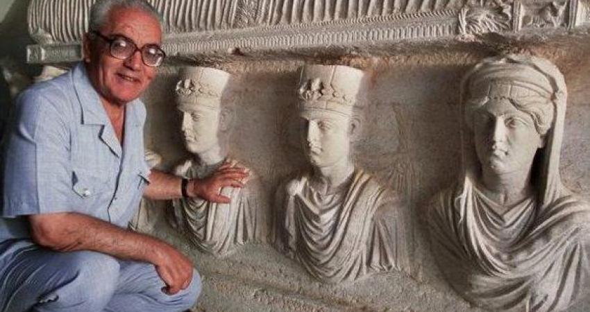 باستان شناس سوری توسط داعش گردن زده شد