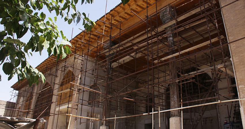 دیوانخانه وکیل در شیراز مرمت می شود