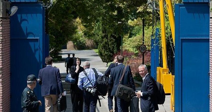 سفارت ایران در لندن بازگشایی شد