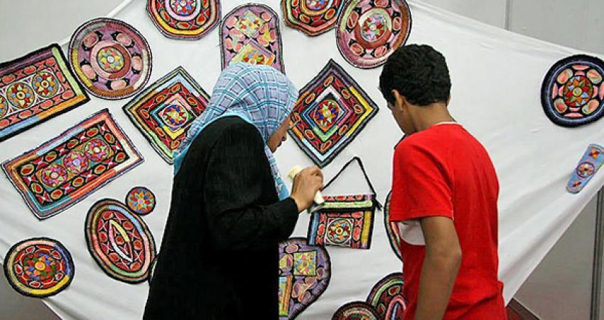 قزوین عناوین برتر در چهارمین نمایشگاه بین المللی صنایع دستی تهران را درو کرد