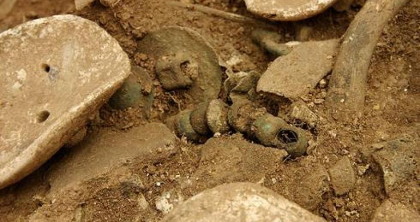 مجوز برداشت شن و ماسه در محوطه باستانی جوبجی لغو شد