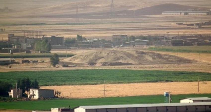 توسعه شهری و کشاورزی تپه باستانی چیاسی را تهدید می کند