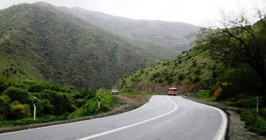 در مسیر غرب: هوای خوب همدان و کردستان