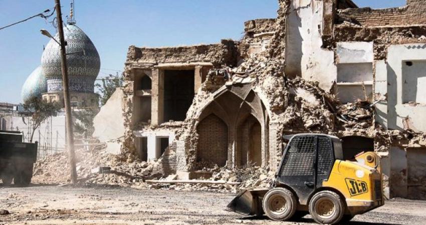 تخریب ها در بافت تاریخی شیراز همچنان ادامه دارد!