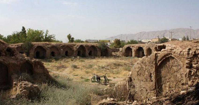کاروانسرای دو کوهک شیراز در معرض تهدیدی جدی است