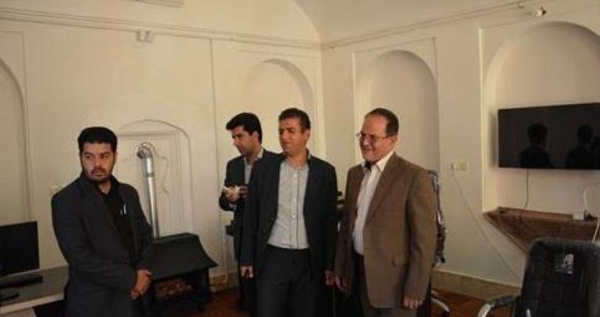 راه اندازی پایگاه میراث فرهنگی در شهرستان اردکان
