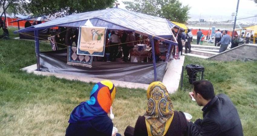 جشنواره آش ايرانی غذای این کشور را به دنيا معرفی كرد