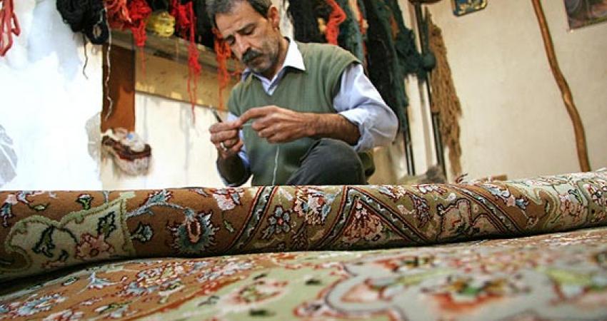 اصفهان و تبریز به عنوان شهرهای جهانی صنایع دستی و فرش ثبت جهانی شدند