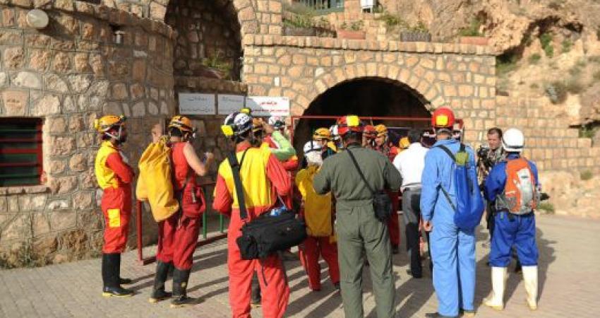 بیانیه اعتراض آمیز نسب به تخریب غارها