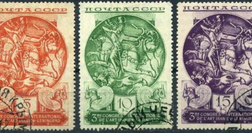 همایش های جهانی باستان شناسی و هنر ایران را جهانی کنید