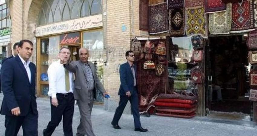 اصفهان شهر تاریخ و مرکز هنر ایران است
