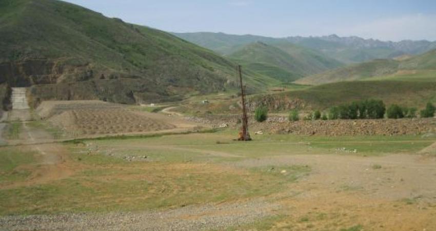 پژوهشکده باستان شناسی خواستار توقف عملیات ساخت سد پیغام چای شد