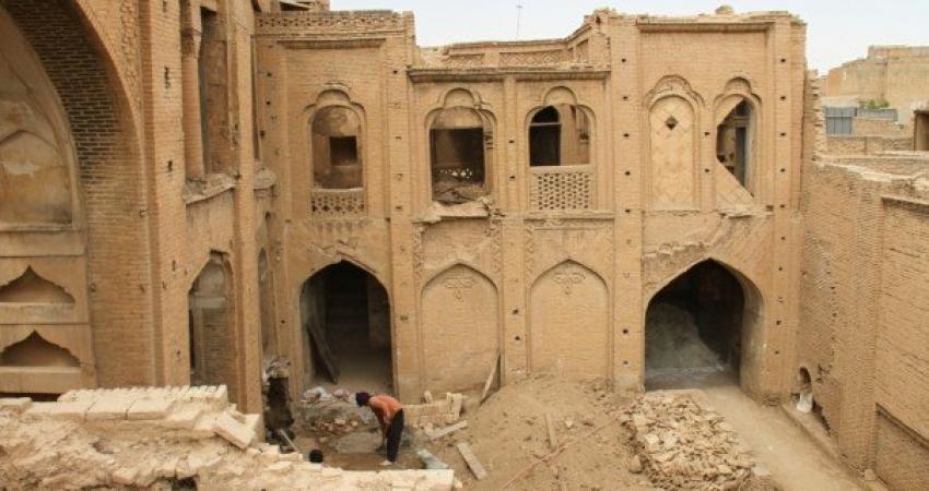 بافت تاریخی دزفول به زنگ خطری برای میراث کشور تبدیل شده است