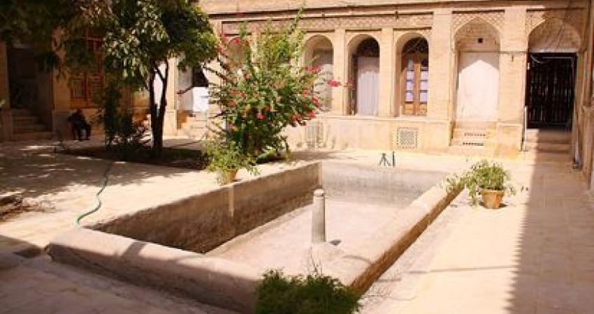 مرمت خانه نصیرالملک در بافت تاریخی شیراز