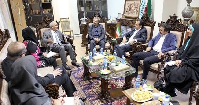 توسعه همکاری های ایران با تاجیکستان، آذربایجان و ترکیه در بخش صنایع دستی