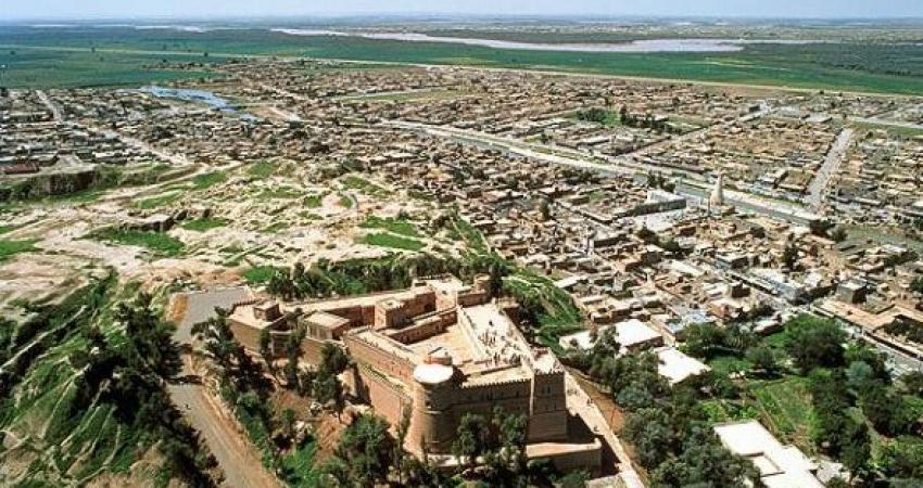 خطر از بیخ گوش شهر تاریخی و جهانی «شوش» گذشت