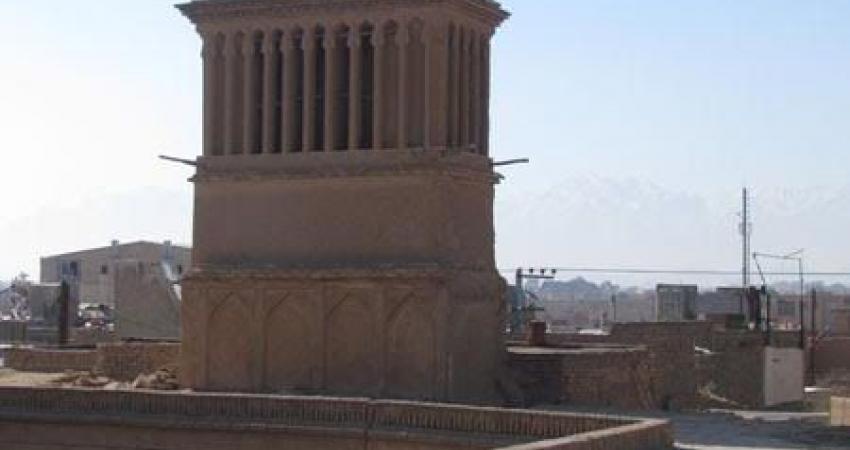خانه سلیمی یزد نیز ثبت ملی شد