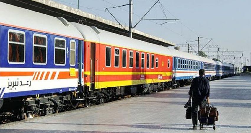 نرخ بلیت قطار از تهران به شهرهای توریستی کشور
