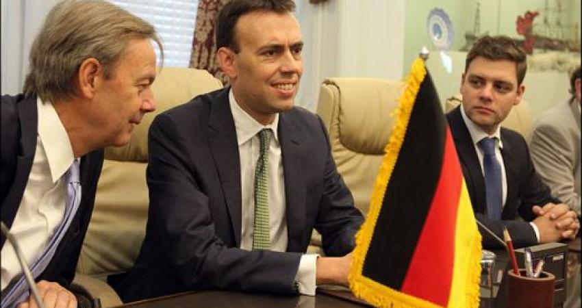آمادگی آلمان برای سرمایه گذاری در انرژی تجدیدپذیر ایران