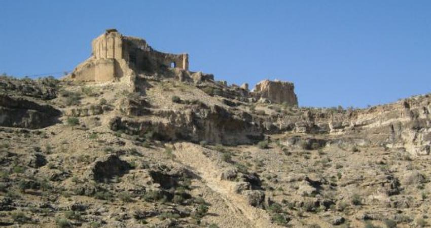 مرمت بناهای ساسانی فیروزآباد به پایان رسید
