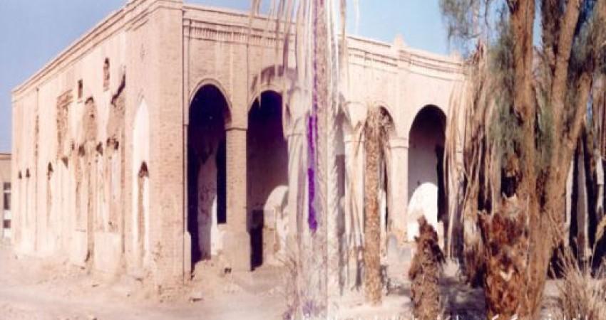 آثار تاریخی میرجاوه در حال تخریب
