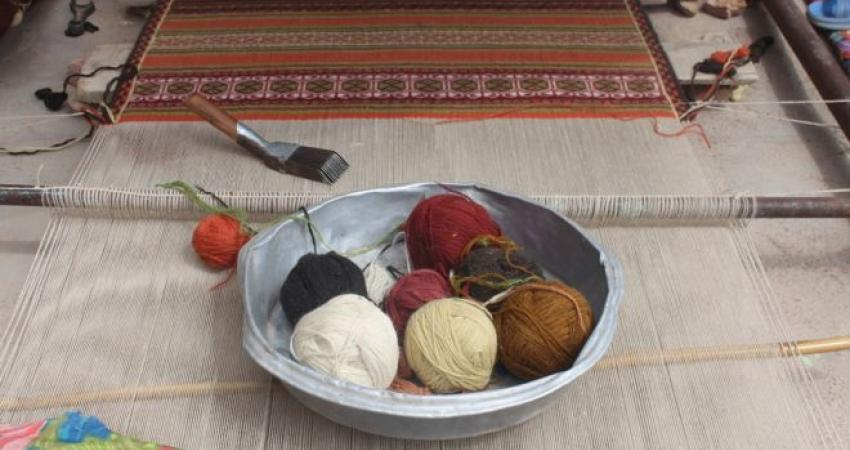 جشن بزرگ صنایع دستی، تعاون و همدلی در روستای روم برگزار شد