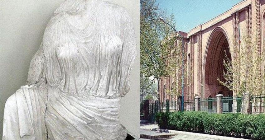 مجسمه پنه لوپه هفته گردشگری به ایران می آید