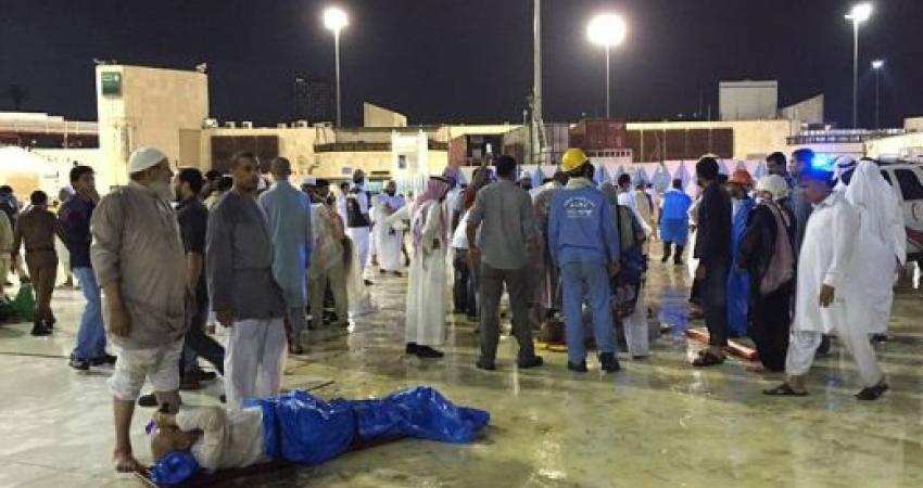 مرگ 4 ایرانی دیگر در طوفان مکه