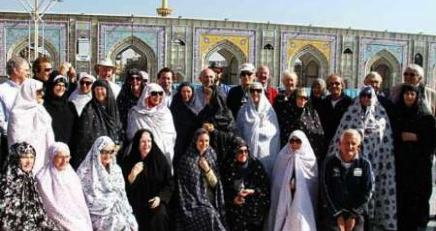 پرواز چارتر گردشگران آلمانی مشهد را به مقصد اصفهان ترک کرد