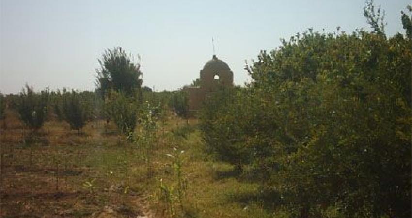 بقعه «12 امام» هروک ابرکوه ثبت ملی شد