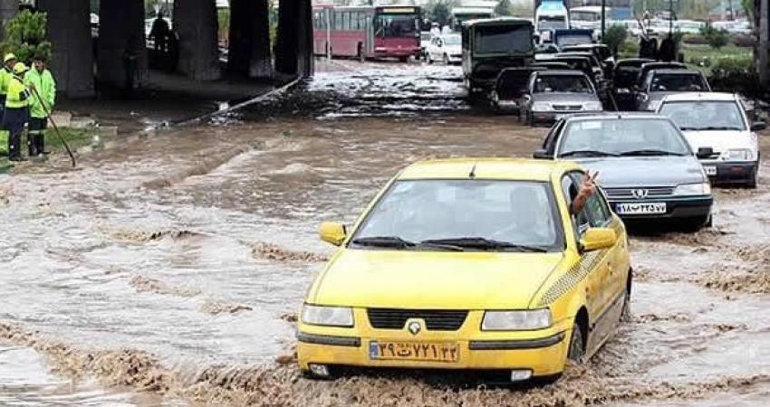 جان باختن 10 نفر از هموطنان در سیل و بارندگی روز گذشته