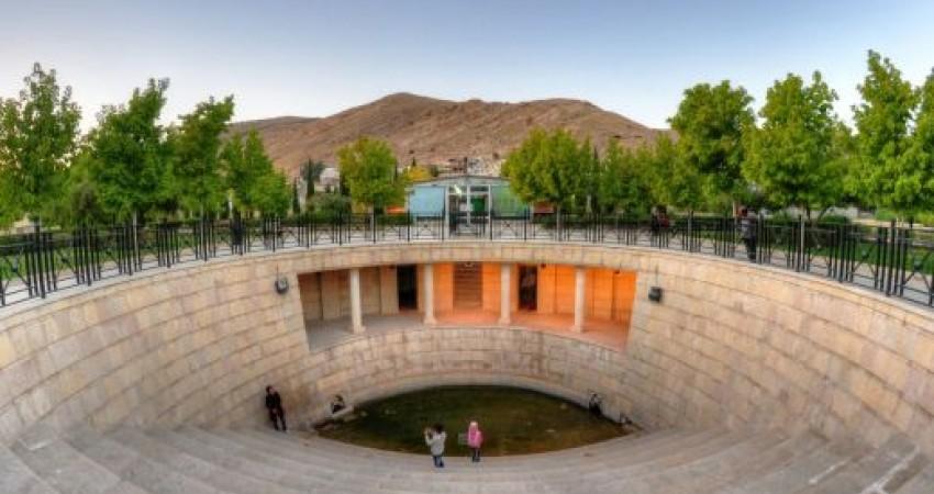 احیای قنات 700 ساله آرامگاه سعدی