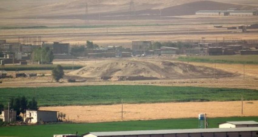 توقف ساخت و ساز در تپه ای از دوران نوسنگی