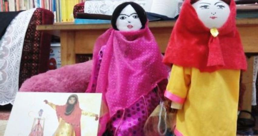عروسک بازبازک متعلق به ایل بختیاری ثبت ملی شد